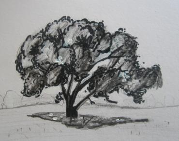 Comment dessiner un arbre en 3d - Arbre dessiner ...
