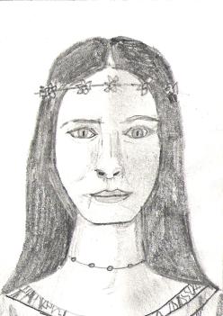 Realiser un portrait en dessin et au crayon suite - Portrait dessin facile ...