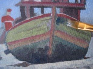 debuter en peinture a l'huile - Avec Quoi Diluer La Peinture A L Huile